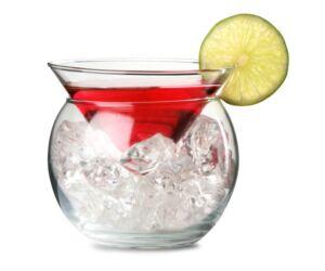 Chiller martinis koktélpohár 150ml