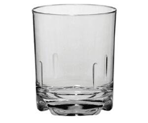 Polikarbonát whiskys pohár 280ml