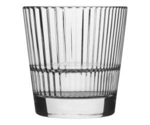 Diva egymásbarakható whiskys pohár 370ml
