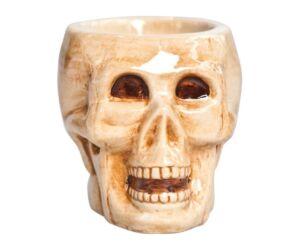 Tiki kerámia skull shot pohár 40ml