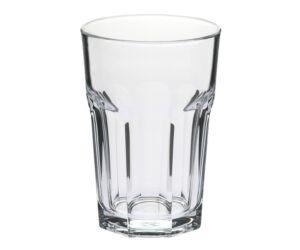 Casablanca polikarbonat pohár 270 ml