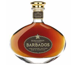 Rum Nation Barbados 12 years rum 0,7L 40%