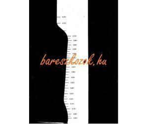 Standoló lap Brentzen likőr 0,7L