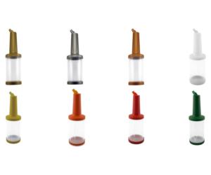 The Bars storen pour juice kiöntő 1 L választható színekben