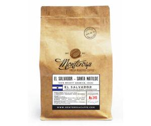 Monterosa El Salvador 100% mosott arabica szemeskávé 250g
