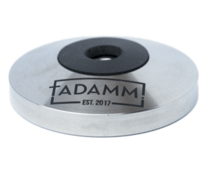 Kávétömörítő talp lapos Tadamm 53,5mm