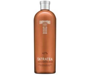 Tatratea Barack tea likőr 0,7L 42% (Ajándék Tatra Tea Pohárral)