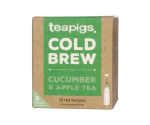 Teapigs Cucumber & Apple - Cold Brew 10 Tea Bags 10x2,5 gr