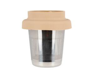 Magisso - Lippa úszó tea infúzer Nude