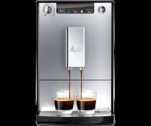 Melitta Caffeo Solo Ezüst / Fekete automata kávégép