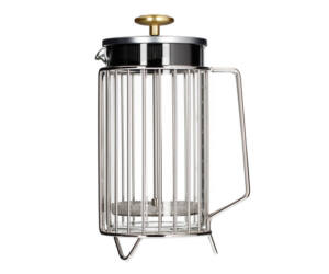Barista & Co 8 csészés Corral French Press acél