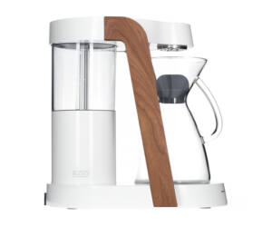 Ratio Eight Coffee Maker - White / Walnut Filterkávé Készítő