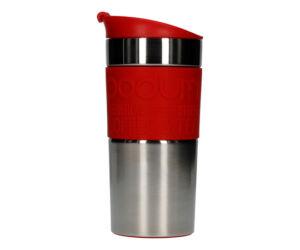 Vörös 350 ml Bodum Termosz