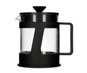 Fekete Crema 4 csészés 500 ml Bodum French Press