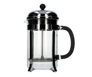 Króm Chambord 12 csészés 1,5 L Bodum French Press