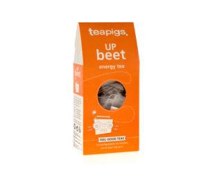 teapigs Up Beet  Energy Filteres Tea 15/cs