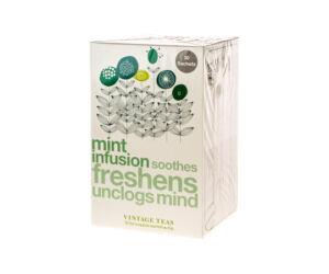 Vintage Mint Infusion Tea 30 filter/cs