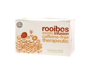 Vintage Rooibos Infusion Tea 30 filter/cs