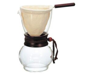 Hario csepegő pot Woodneck 480ml