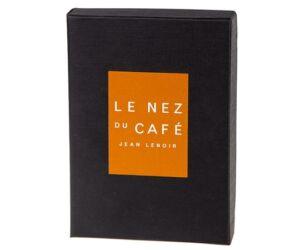 Book + 6 kávés aromakészlet: Jean Lenoir - Le Nez Du Cafe