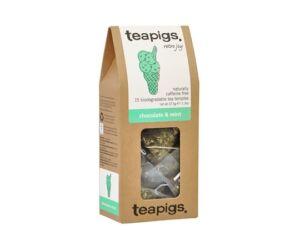 Teapigs Chocolate & Mint  Filteres Tea 15 filter
