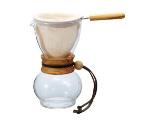 Hario csepegő pot olívafa - 240ml