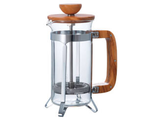 Hario Cafe Press olívafa French Press 300 ml