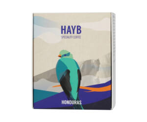 HAYB - Honduras Organic Norma Iris Fiallos