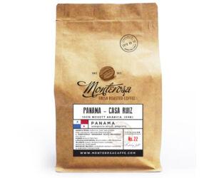 Monterosa Panama Casa Ruiz Shb 100% mosott Arabica szemeskávé 250g