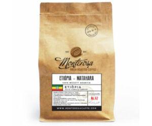 Monterosa Etiópia Matahara 100% mosott arabica szemeskávé 250g