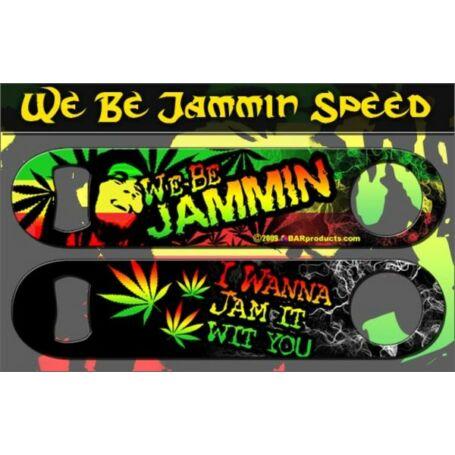 Flair nyitó  We Be Jammin(Rasta)