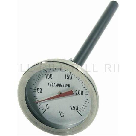 Maghőmérő 0-250°c-ig 5°C osztással