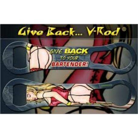 Flair nyitó metal pour kiszedővel Give Back