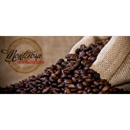 Monterosa El Socorro Guatemala 100% arabica szemeskávé sötét pörkölés 250g