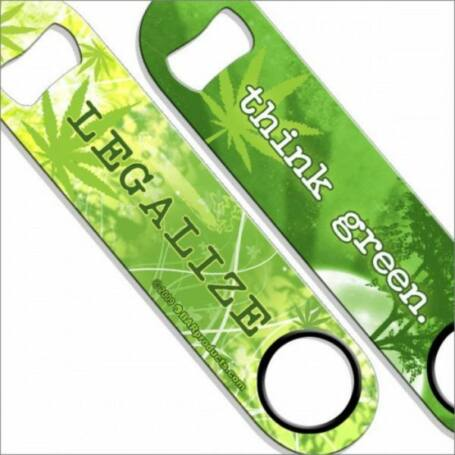 Flair nyitó Think Green Legalize