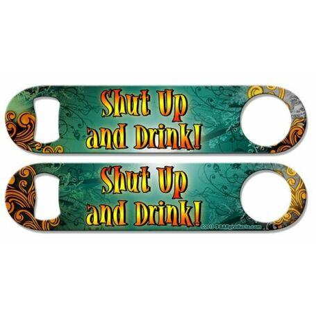 Flair nyitó Shut Up & Drink - kék