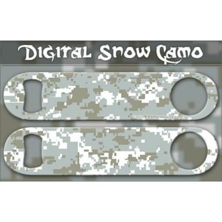 Flair nyitó Digital Camo White