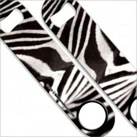 Flair nyitó Zebra Pattern