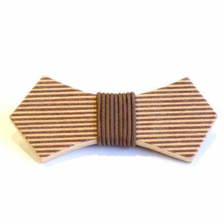 Fa csokornyakkendő Bill