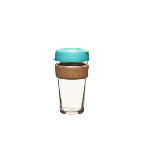 KeepCup brew to go Thyme parafa/üveg  pohár 480 ml