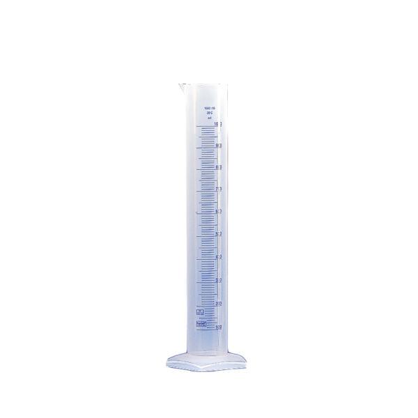 Standoló henger mérőhenger műanyag talppal 500ml