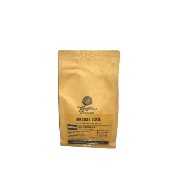 Monterosa Honduras Comsa 100% mosott arabica szemeskávé 250g