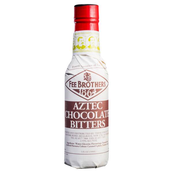 Fee Brothers Aztec Choco - Azték csokoládé koktél aroma 2,55% 0,15 l