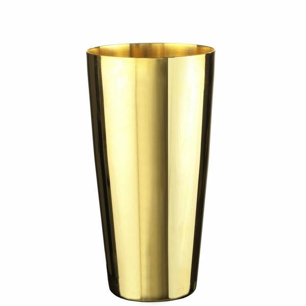 JP exkluzív boston shaker arany