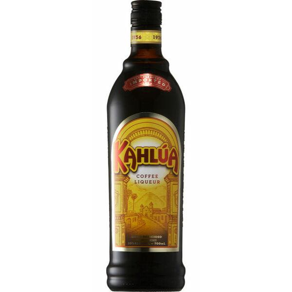 Kahlua kávélikőr  0,7L 20%