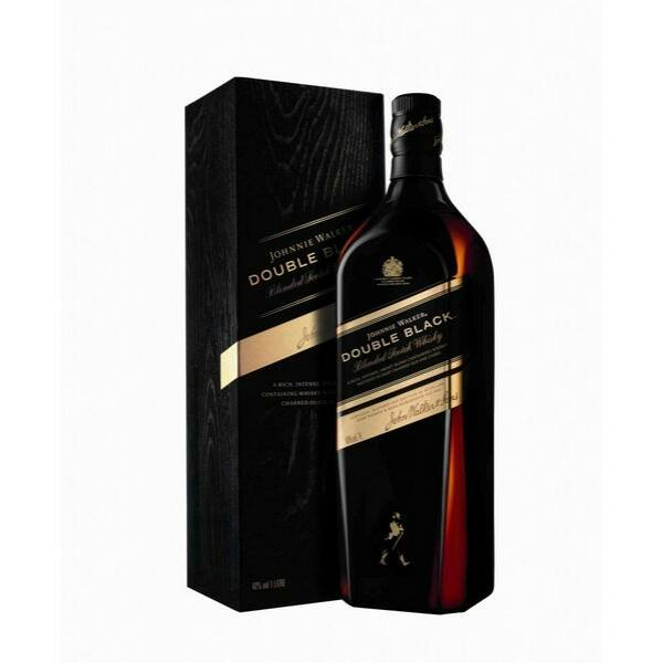 Johnnie Walker Double Black whisky 0,7L 40%