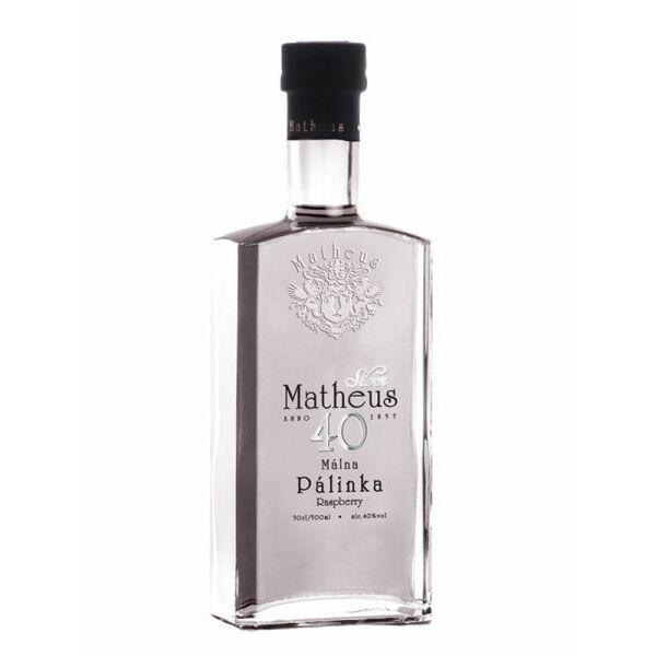 Matheus Silver Málna Pálinka 0,5L 40%