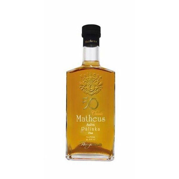 Matheus Classic Szilva Pálinka 0,5L 50%
