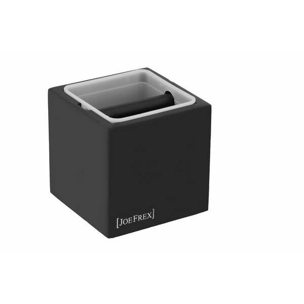 Klasszikus zaccfiók - knock box fekete
