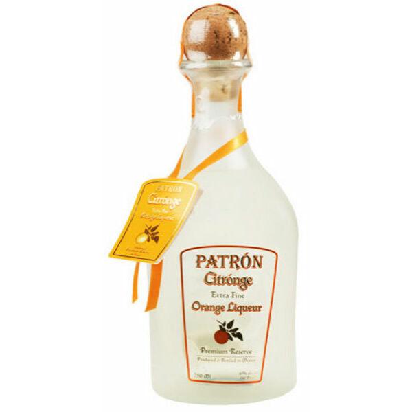 Patron Citronge narancslikőr 0,7L 40%